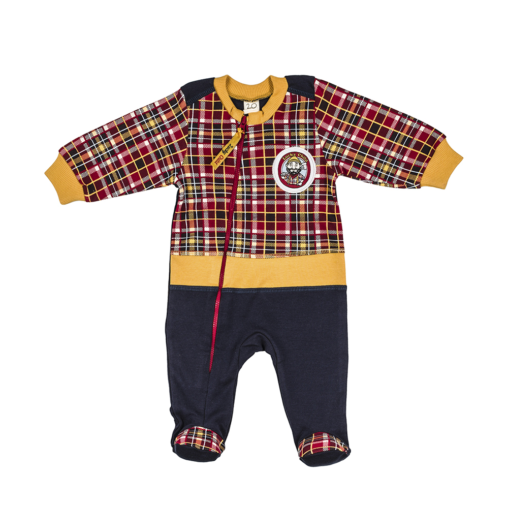Jumpsuit Lucky Child for boys 27-13f Children's clothes kids Rompers for baby