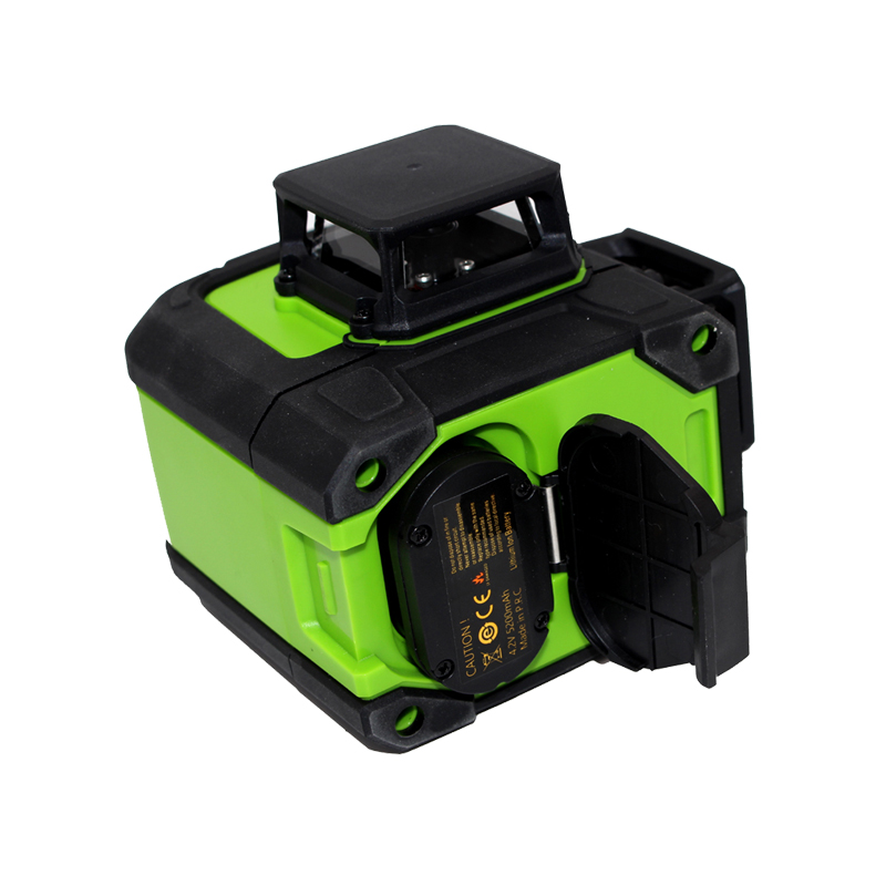 Norm 12 Lines Green/red Laser Level 8 Lines 5 Lines level Self Leveling 360 Horizontal and Vertical Powerful 3D Laser level Beam-in Laser Levels from Tools    3