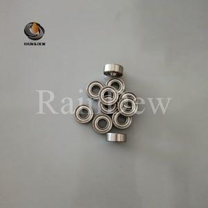 10pcs 686ZZ ABEC-7 6mm x 13mm x5mm Type: Deep groove ball bearing 2 Shield By RainDew(China)