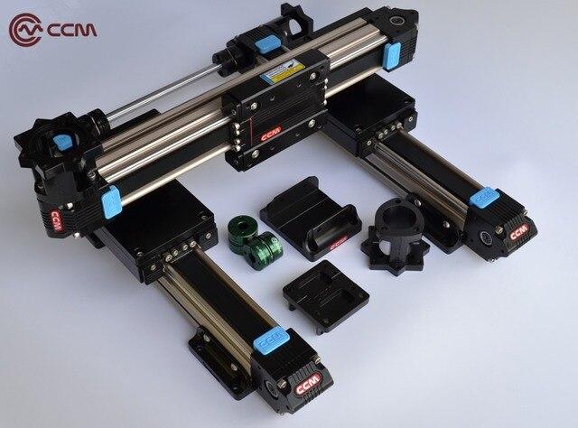 Pegamento industrial de alta velocidad XY Mesa lineal motion sistema