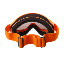 HOT SALE  Motorcycle Motocross Ski Snowboard Eye Protection Glasses Goggle Orange