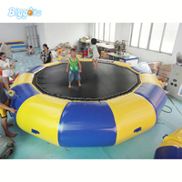 Inflatable Floating Water Game Cheap Inflatable Water Park For Sale