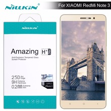 Redmi Note 3 Screen Protector Nillkin Amazing H / H+PRO Tempered Glass For xiaomi redmi note 3 pro redmi note 3 (5.5 inch)