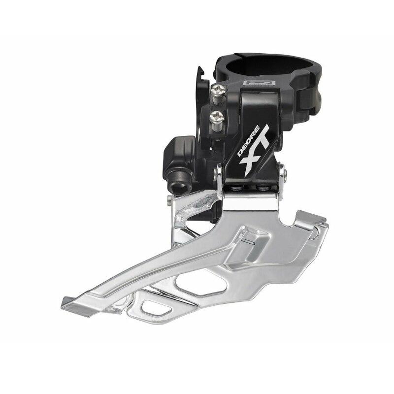 Shimano XT Front Derailleur FD M786 Down Swing 2 x 10 black