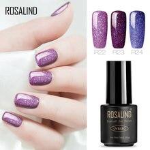 УФ-гель ROSALIND серии Rainbow, 7 мл, отмачиваемый Праймер, акриловый лак без запаха, «сделай сам», отмачиваемый лак для ногтей, маникюрный лак