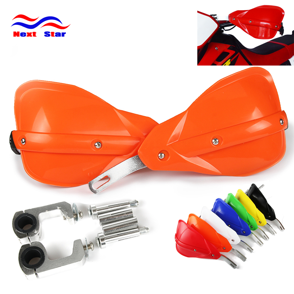 Motorcycle Dirt Bike ATV Handlebar Protection Handguards Handle Hand For KTM SX SXF EXC XCW EXCF HUSQVARNA CRF YZF RMZ KXF KLX dirt bike pit bike 28mm universal handguards handlebar protector for ktm exc sx xc xcw crf yzf mx atv drz 125 250 350 450