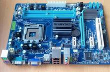 Для gigabyte ga-g41mt-s2 original used desktop g41mt-s2 материнская плата для intel g41 lga 775 ddr3 8 г sata2 usb2.0 микро-atx