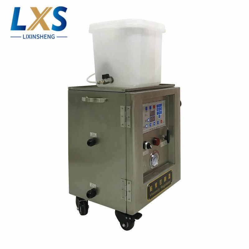 BML-10V регулятор вязкости чернил система Автоматическая вязкость испытательное оборудование для печати чернил циркуляции, смешивания