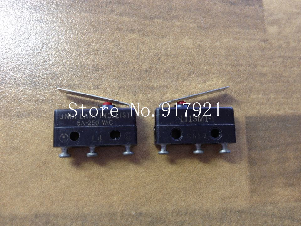 [ZOB] The United States MICRO SWITCH Honeywell 111SM1-T import stroke micro switch 5A250V --30PCS/LOT