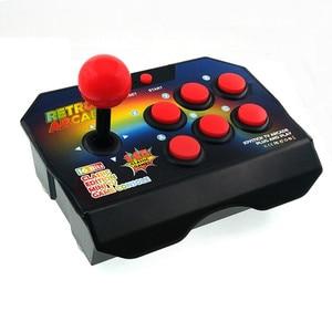 Image 5 - Arcade video game console classic retro game machine built in 16 bit 145 models of the joystick arcade