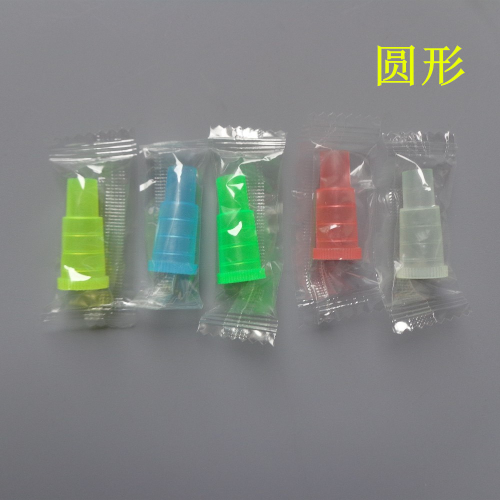 Disposable Hookah Nozzle Disposable Suction Nozzle Filter Pipe for Hookah Shisha Chicha Glass Water Pipe