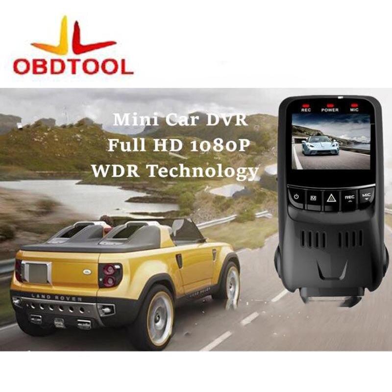 ObdTooL Driving Recorder Novatek 96655 SONY 323 1080P WDR Hidden Front & Rear Dual Record A119 Dual Lens DVR CAR