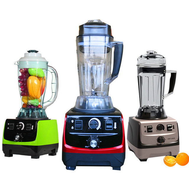 Free Shipping Nm 205d Fruit Mixer Blender Best Price Commercial Drink Ice Machine