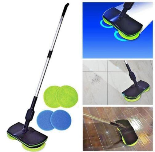 360 Rotating Mop Spin Mop Spray Foot switch Mop Floor Cleaning Mop Easy Mop Bucket Dust Mop Magic/Easy/Microfiber Electric Broom behrens 412w 12 qt combination round mop bucket with wringer