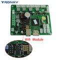 La última versión de TRONXY Wifi mejora la placa controladora Cloned DuetWifi placa madre avanzada de 32 bits para la impresora 3D X5SA XY-2 la máquina