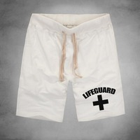 New Summer Style Men Cotton Shorts Men Casual Slim Fit Straight Boardshorts Beach Brand Shorts Mens
