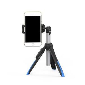 Image 4 - Benro MK10 השני משולבת כף יד חצובה Selfie מקל עבור iPhone XS מקסימום X 8 סמסונג Huawei P30 DJI אוסמו כיס מצלמה