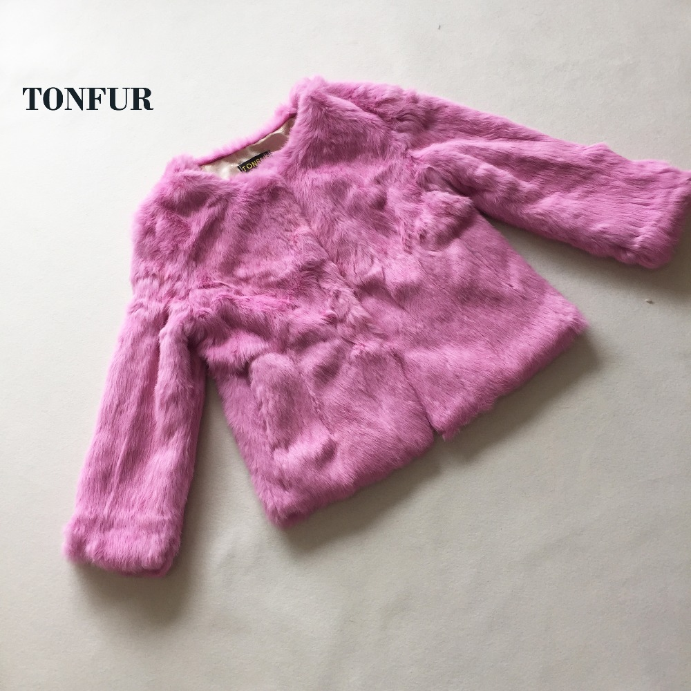 2019 Full Pelt 100% True Natural Rabbit Fur Coat High Fashion New Customize Plus Size Vintage Collar Real Fur Jacket WSR140