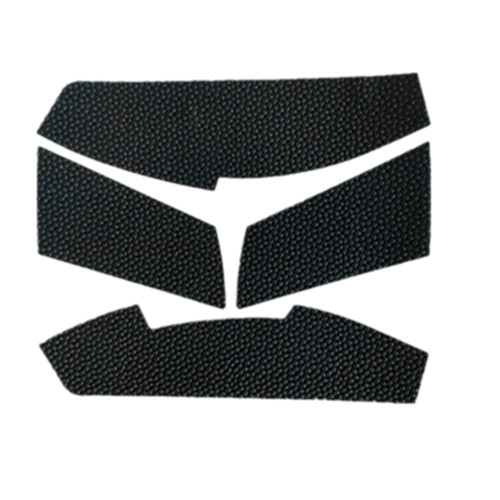 For Logitech G pro / G102 mouse Anti-Slip tape Elastics Refined Side Grips Sweat resista ...