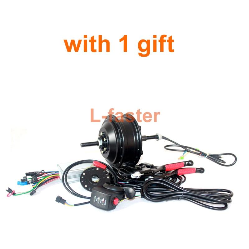 Buy 24v 36v 250w electric bike brushless for Electric bike rear hub motor
