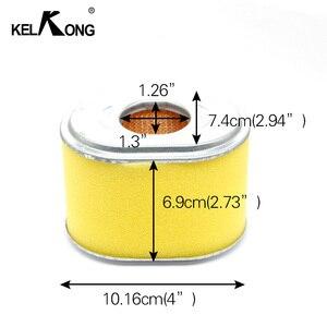 Image 3 - KELKONG Air Filter Cleaner Fits HONDA 5.5HP 6.5HP GX140 GX160 GX200  Chainsaw Parts