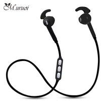 M. uruoi Handfree Sem Fio Bluetooth 4.1 Fones De Ouvido com cancelamento de Ruído Fone de Ouvido Estéreo fone de Ouvido fone de Ouvido Auriculares Com Microfone para Aptx telefone Inteligente