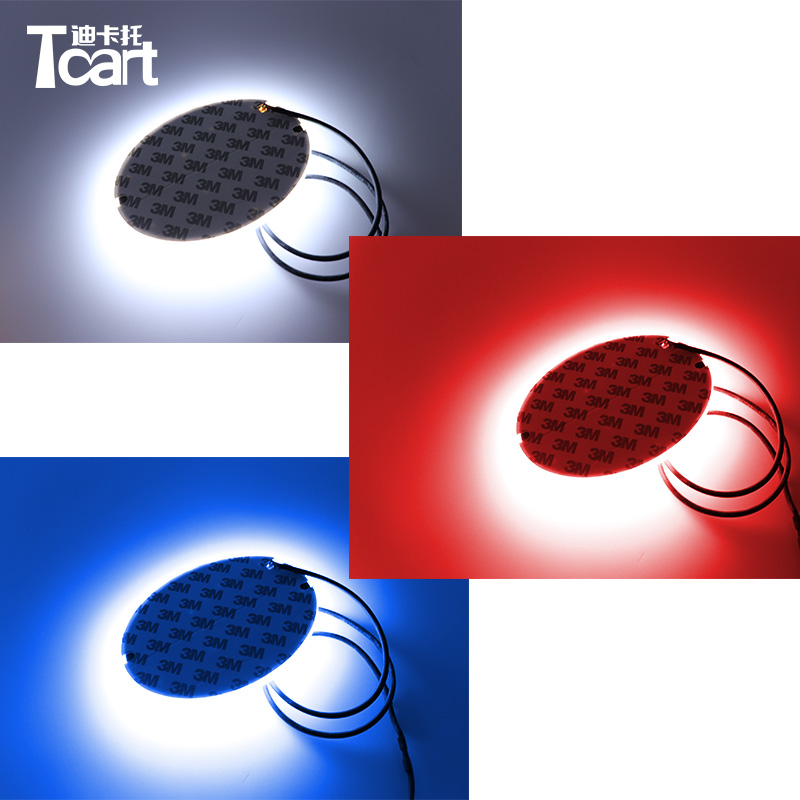 Tcart 4D Cold <font><b>Light</b></font> LED Badge Emblem Logo <font><b>Light</b></font> for <font><b>Lexus</b></font> <font><b>GS300</b></font> ES300 ES240 DS350 LS270 RX450h CT200h EX250 gs LED Emblem <font><b>Light</b></font> image