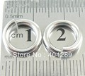 2.0*12mm Solid Stainless Steel DIY Jump Rings,Lobster Clasp Split Rings DIY Chain Parts Jewelry Finding,200pcs/Lot