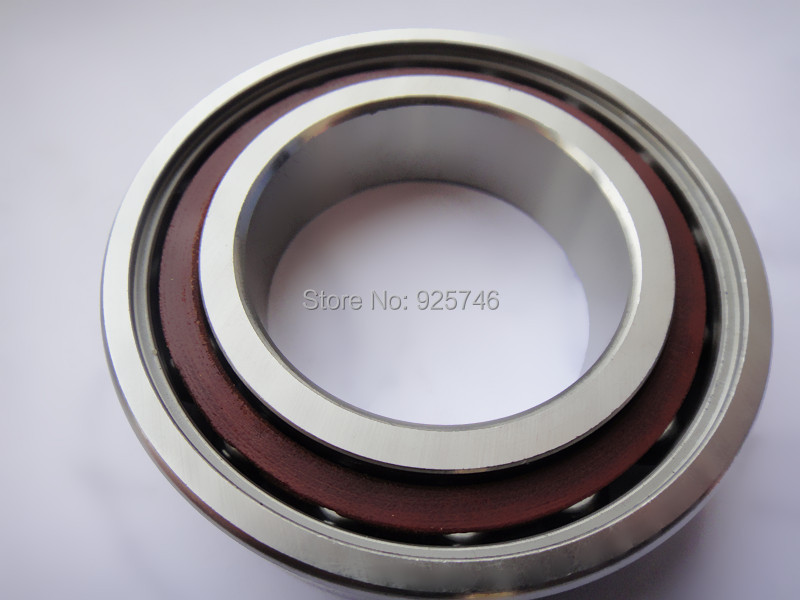 Free shipping 2pcs bearing  7006B 2RS   angular contact ball bearing 7006 size:30X55X13mm free shipping e4 fb4 a4 nd4 t4 m4 en4 n4 magneto angular contact ball bearing 4x16x5mm separate permanent magnet motor bearing