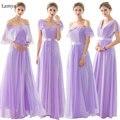 5 Styles Vintage Plus Size Secy Long Chiffion Bridesmaid Dresses 2016 Women New Arrivals Wedding Party Dress EV2713