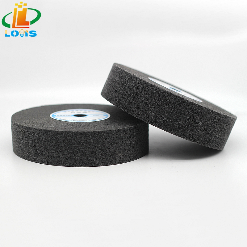 150 Polishing Wheel 200 Nylon Wheel Drawing Wheel 3 Special Fiber Wheel Non-woven Abrasive Wheel Grinding Wheel
