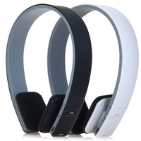 AEC BQ 618 Smart Wireless Bluetooth Stereo Headphones Microphone With MIC 3 5mm Stereo Audio Input