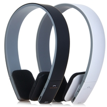 Wholesale AEC BQ-618 Smart Wireless Bluetooth Stereo Headphone Headset Microphone with MIC 3.5mm Audio Input for Smartphone/iPad/iPhone/PC