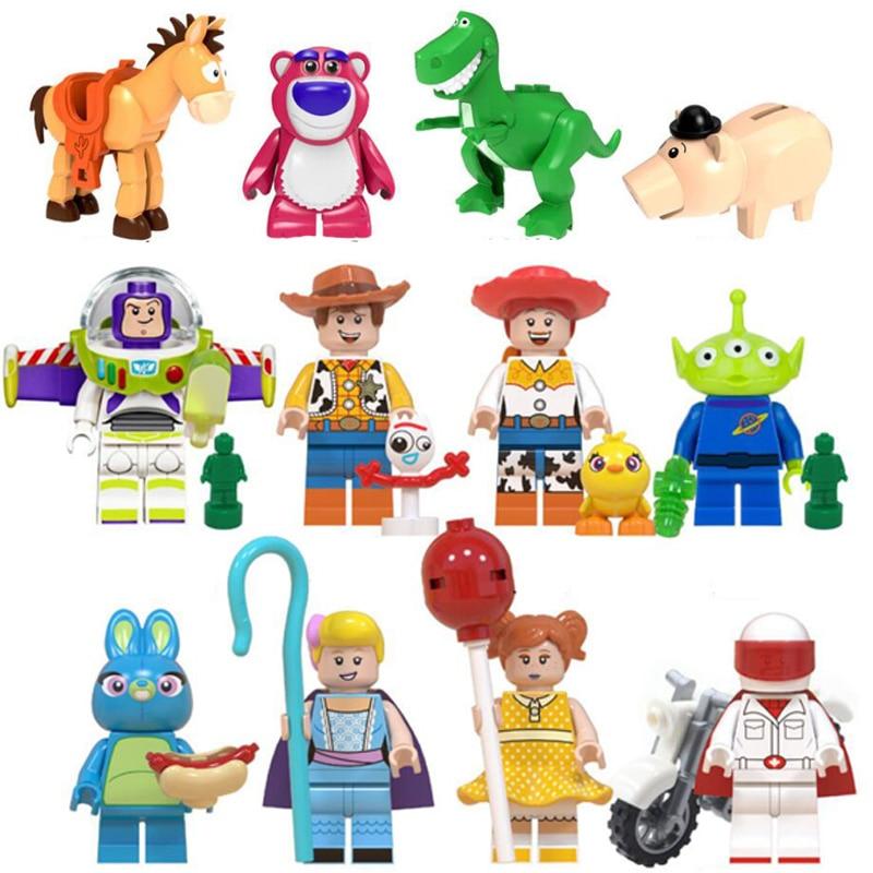 Jessie Mini Figure Toy Story