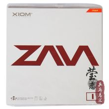 Original Xiom ZAVA1 79-011 table tennis rubber pimples out made in Germany table tennis racket racquet sports indoor sports(China)