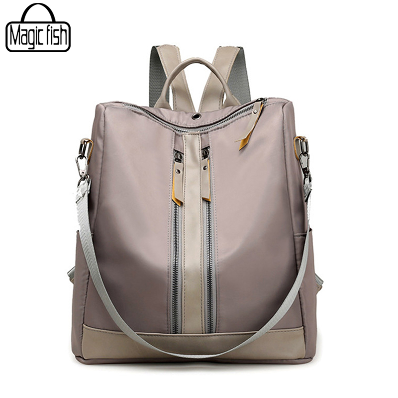 2018 new fashion women backpack good quality school backpacks for teenage girls travel backpacks casual leather backpack A3193/l backpacks for teenage girls new casual women backpack high quality fashion travel school bags ladies brand designer bookbag