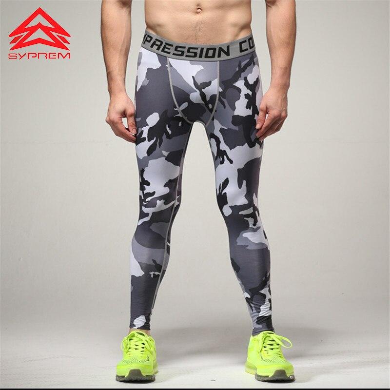Mens running leggings compresión pantalones basculador deporte medias fitness gy