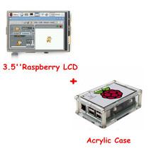3.5 Pulgadas TFT LCD Módulo de pantalla Táctil 320*480 Para Raspberry PI 3(China (Mainland))