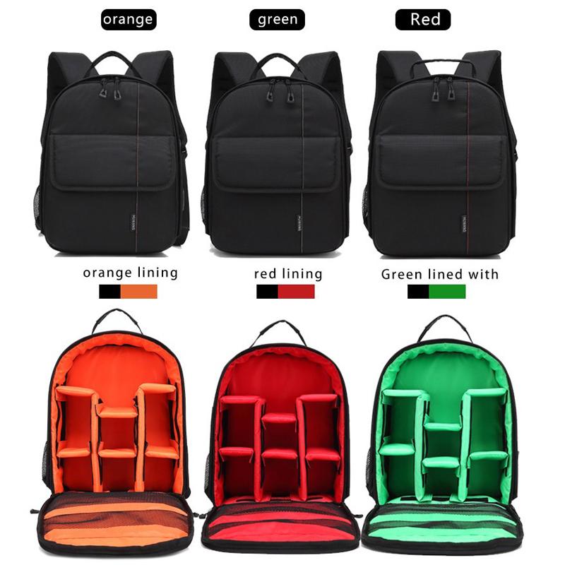 Camera Video Bag Backpack 9