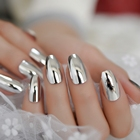 Bright Silver Artifi...