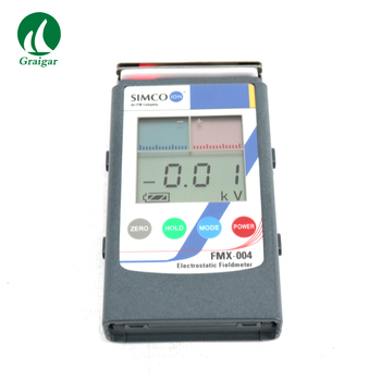 Original SIMCO FMX-004 Electrostatic Field Meter ESD Test Meters Electrostatic Tester the new sl 030b led display esd anti static weight surface resistance electrostatic tester