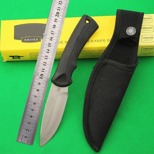 59HRC 420HC blade Outdoor Camping Tools Fixed font b Knife b font font b knife b