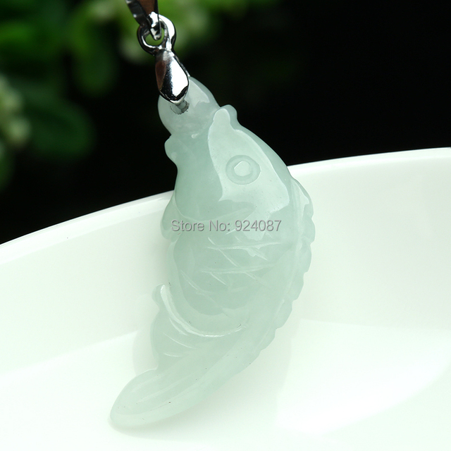 Burma jade jade fish pendant natural a may there be surpluses every burma jade jade fish pendant natural a may there be surpluses every year jade pendant with aloadofball Images