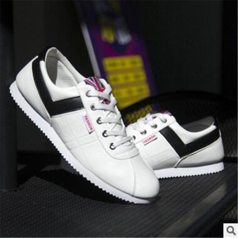 Studentët bien këpucët e burrave demat NP805 këpucë të rastësishme të këpucëve të masave