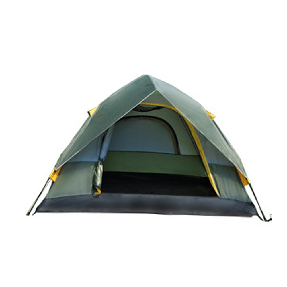 - many people tent Double outdoor tent camping tents Automatic speed tents 3 4 HS