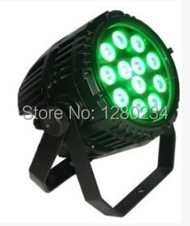 outdoor waterproof 12*10w full color led fixture light led wash light for disco lighting
