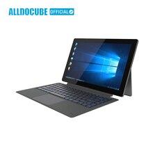 ALLDOCUBE Knote8 2 IN 1 Tablet PC 13.3 Inch Full View 2560x1440 IPS Windows10 intel Kabylake 7Y30 8GB RAM 256GB ROM Micro HDMI