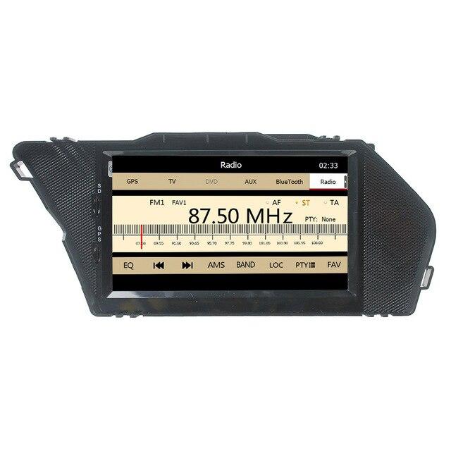 Auto Radio Car DVD Player for Mercedes Benz GLK X204 GLK300 GLK350 2013 2014 w/ GPS Navigation Nav Stereo Radio USB Audio