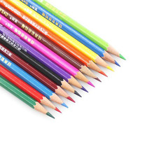 12pcs/Set Of Color Pencil 12 Color High Quality Painting Pencil Artist Painting Pencil Children'S Student Drawing Stationery