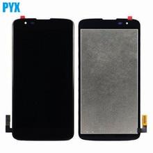 עבור LG K7 K330 LCD תצוגה עם מסך מגע Digitizer עצרת שחור משלוח חינם
